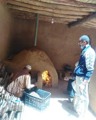 Un atelier de boulangerie et de pâtisserie